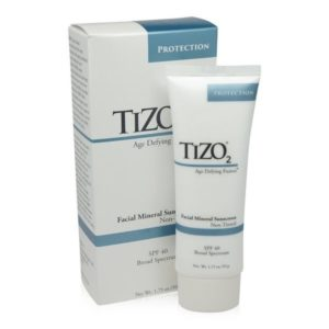 TIZO-Facial Mineral Sunscreen